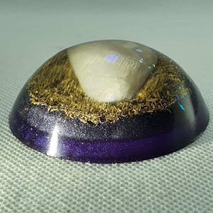 Brazen Peacefulness Orgone Orgonite Orb