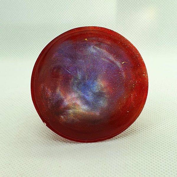 Phoenix Rising Orgone Energy Orgonite Cone 6cm 4